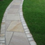 after curved path closeup