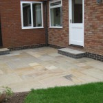 after - patio