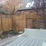 Clean Slate - bike shed
